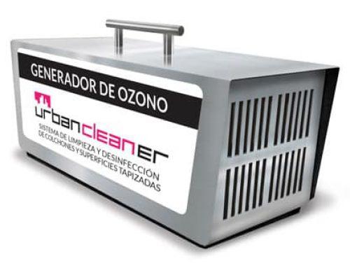 4 usos del ozono en la desinfección y limpieza