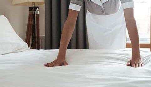 Limpieza y desinfeccion hoteles