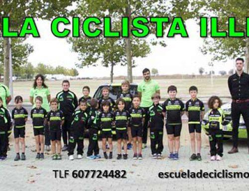 Patrocinio UrbanCleaner Toledo con el Club Ciclismo Illescas